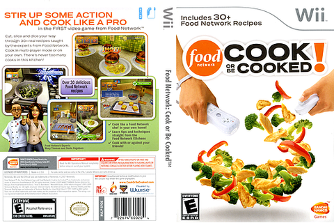 SFOEAF - Food Network: Cook or Be Cooked