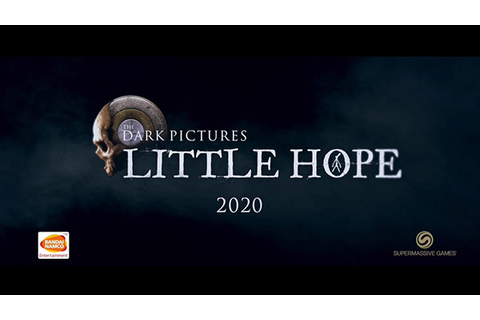 The Dark Pictures Anthology: Little Hope announced for PS4 ...