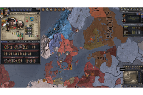 Svea rike : CrusaderKings