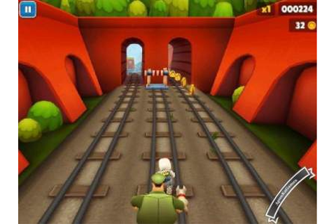 Subway Surfers - PC Game Download Free Full Version
