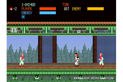 Download Kung Fu Master 2 & Play Free | Classic Retro Games