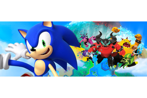 Sonic Lost World Review - IGN