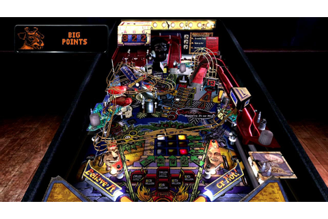 Pinball Arcade Review - PS4 Home