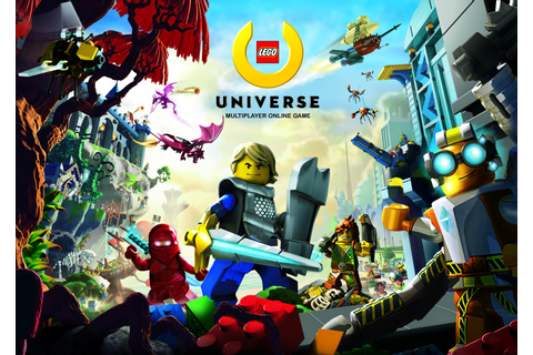 Lego Universe Has Gone Free To Play