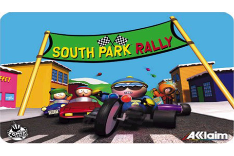 Playing Nintendo 64 Games Ep.4 South Park Rally Race - YouTube
