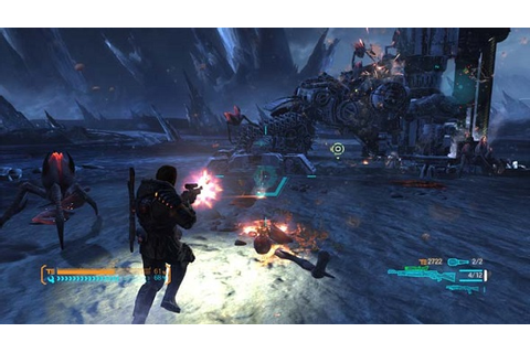 Lost Planet 3 game has got another gameplay trailer ...