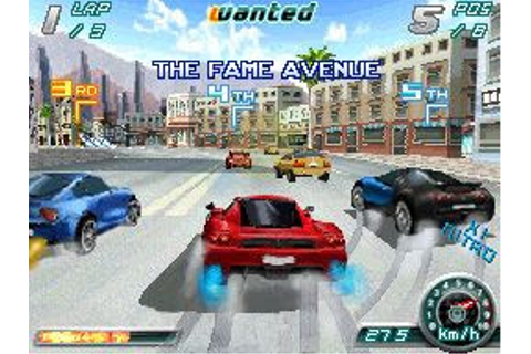 Symbian Games: Asphalt 4 elite racing HD