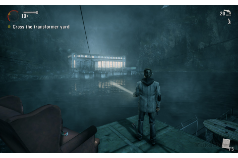MiikaHweb - Game : Alan Wake
