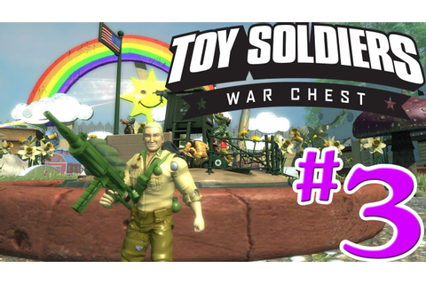 Toy Soldiers: War Chest - Part 3 - Learn the game (PS4 ...