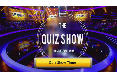 Top 30 Best Quiz Game Show | Background Music Collection ...