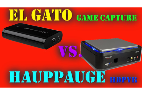 MW3 | el Gato Game Capture HD vs Happauge HD PVR - YouTube