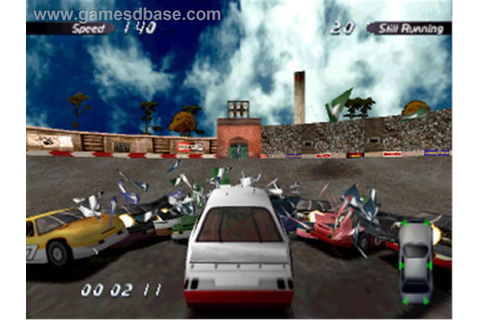 Destruction Derby 2 Download Free Full Game | Speed-New