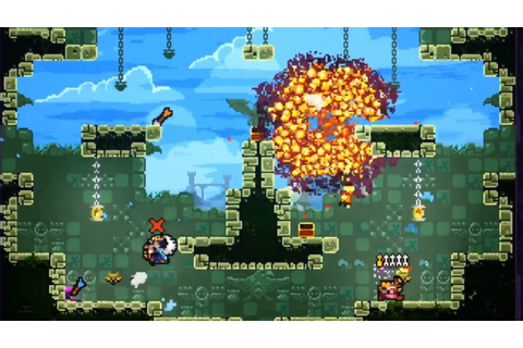Towerfall - Mac, Nintendo Switch, PC, PlayStation 4 ...