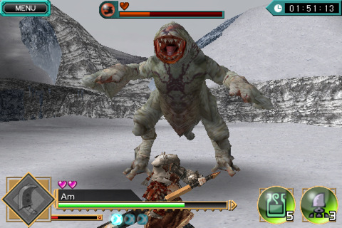 Download a game Monster Hunter Dynamic Hunting android