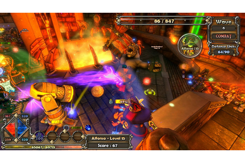 Dungeon Defenders Game | PS3 - PlayStation