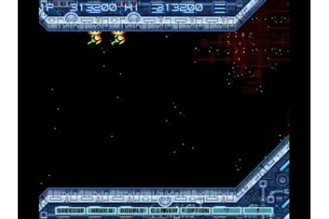 Gradius III: Game Over - YouTube
