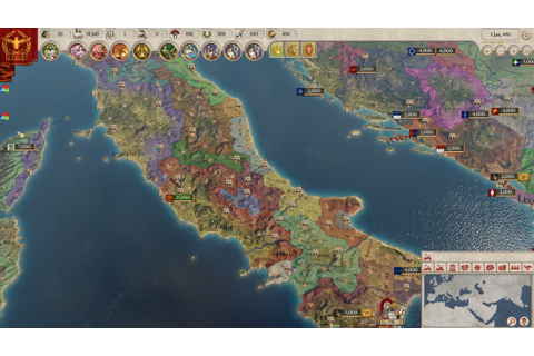In Imperator: Rome, the Republic's Ascendancy is far from ...