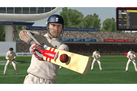 Ashes Cricket 2009 Game - Hellopcgames