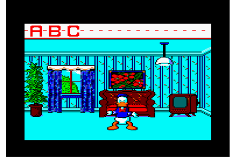 Download Donald's Alphabet Chase - My Abandonware