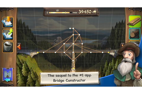 Bridge Constructor Medieval - Android Apps on Google Play