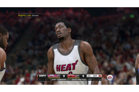 NBA LIVE 15: FIRST EVER Online Game - Ultimate Team Pack ...