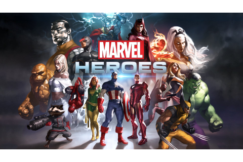 Marvel Heroes Game Wallpapers | HD Wallpapers | ID #12952