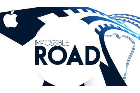 Impossible Road Review [iPhone & iPad] | Video game ...