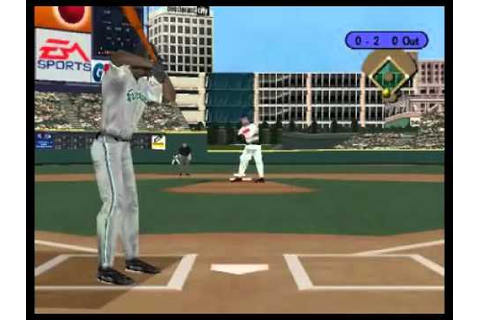 Triple Play '99 (PlayStation One) - YouTube