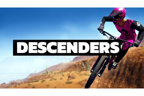 DESCENDERS PC Review - Early Access Downhill MTB Mountain ...