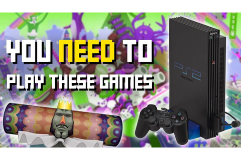 Top 5 PS2 Games YOU NEED to Play! - Playstation 2 has an ...