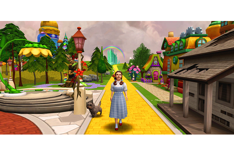 The Wizard Of Oz Facebook Game Will Get You, My Pretty ...