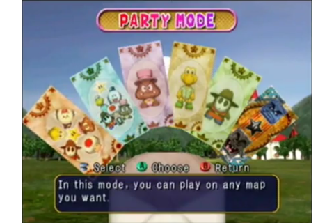 Mario Party 4/Game Modes — StrategyWiki, the video game ...