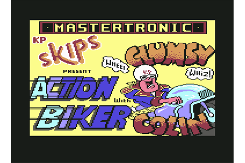 Download Action Biker - My Abandonware