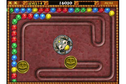 Play Zuma free for online game without download