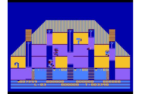 Bristles (Atari 800XL) - YouTube