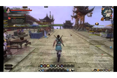 Age of Wulin gameplay [hd] [pl] - YouTube