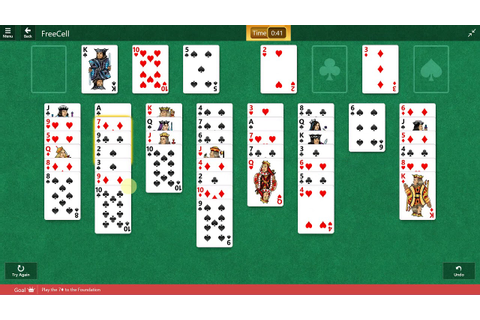 Microsoft Solitaire Collection - FreeCell - September 1 ...