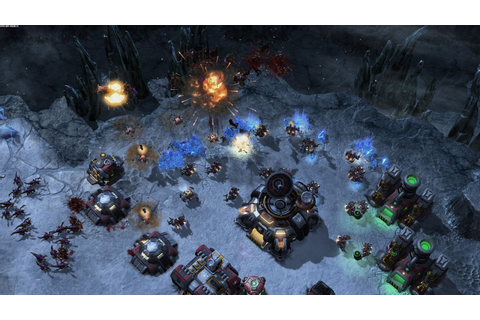 Mediafire PC Games Download: StarCraft II Heart of the ...