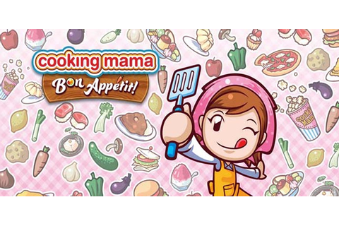 Cooking Mama 5 Bon Appetit 3DS Rom Download