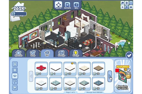 Exclusive! Putting the 'social' into The Sims Social ...