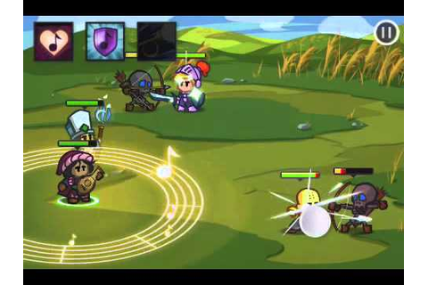 Battleheart Gameplay - YouTube