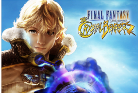 Final Fantasy Crystal Chronicles: The Crystal Bearers ...