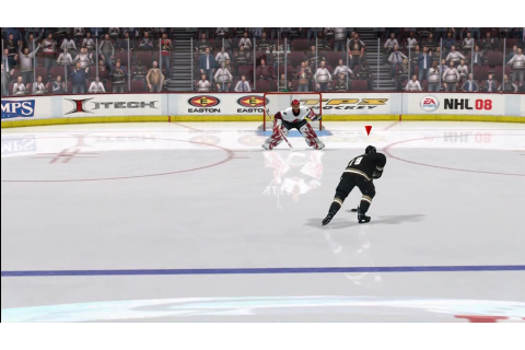 NHL 08 Screenshots for Xbox 360 - MobyGames