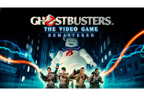 Ghostbusters: The Video Game Remastered Will Be A GameStop ...