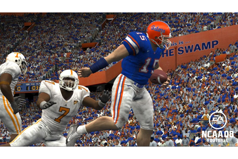 NCAA Football 08 review | GamesRadar+