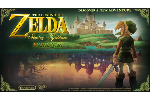 Here's the 2015 touring schedule for The Legend of Zelda ...