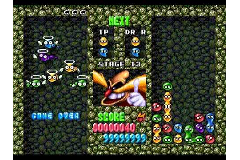 Game Over: Dr. Robotnik Mean Bean Machine - YouTube