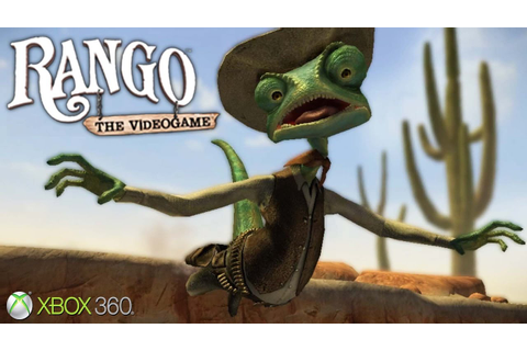 Rango: The Video Game - Xbox 360 / Ps3 Gameplay (2011 ...