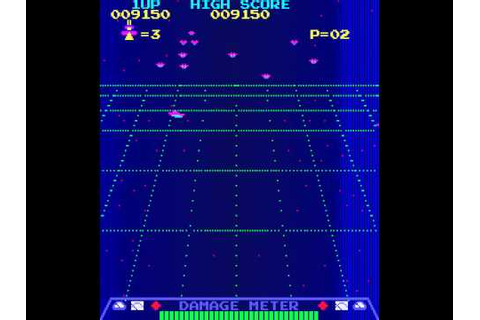 Arcade Game: Radar Scope (1980 Nintendo) - YouTube
