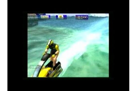 Wave Rally PlayStation 2 Gameplay_2001_10_25_4 - YouTube